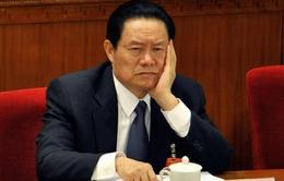 Trung Quốc: Chu Vĩnh Khang bị bắt giữ và khai trừ đảng