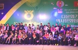 Hơn 500 cô dâu Việt tại Hàn Quốc được hỗ trợ về thăm quê