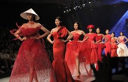 """""""Tuần lễ thời trang quốc tế Việt Nam"""" và những con số ấn tượng"""