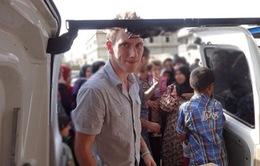 Cộng đồng quốc tế lên án IS sát hại con tin người Mỹ