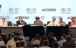 COP 20 có thể không đạt đồng thuận