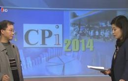 CPI 2014 thấp nhất 10 năm qua - Có đánglo ngại về giảm phát?
