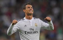 Ronaldo và Real Madrid thắng áp đảo tại ESPN FC Awards 2014