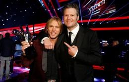 Craig Wayne Boyd giành Quán quân The Voice Mỹ