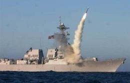 Mỹ tiêu diệt các phần tử Khorasan khi không kích Syria