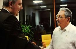 Phó Thủ tướng Nga thăm Cuba