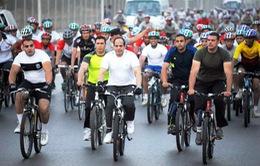 Đi xe đạp - Xu hướng mới được ưa chuộng ở Ai Cập