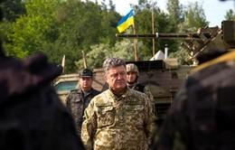 Tổng thống Ukraine cách chức người đứng đầu ngành tình báo quân đội