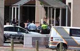 Bưu kiện khả nghi tại toà nhà Bộ Ngoại giao Australia vô hại