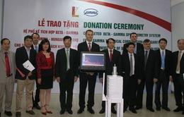 ĐH Bách khoa Hà Nội tiếp nhận thiết bị hạt nhân phục vụ công tác đào tạo