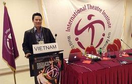 Sân khấu Việt Nam hội nhập quốc tế