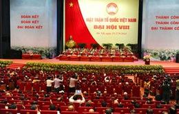 Đại hội 8 MTTQVN: Phát huy sức mạnh đại đoàn kết toàn dân tộc