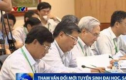 Thường vụ Quốc hội cho ý kiến về đổi mới chương trình SGK