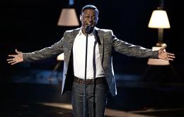 """The Voice Mỹ: Hát live """"Someone like you"""", thí sinh lấy nước mắt khán giả"""