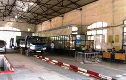 Thanh Hóa: Dừng hoạt động 1 chi nhánh đăng kiểm xe cơ giới