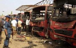 Đánh bom đẫm máu ở Nigeria, hàng chục người thiệt mạng