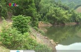 Thiếu vốn tu sửa, 400 hồ đập tại Thái Nguyên xuống cấp nghiêm trọng
