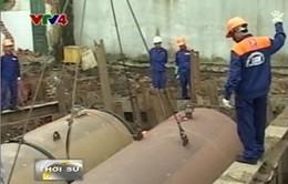 Việt Nam xây bể chứa dầu hai lớp công nghệ Nhật Bản