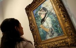 Đấu giá các kiệt tác của Manet tại Mỹ