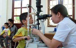 Gần 6000 trường hợp mắc đau mắt đỏ ở Hà Nội