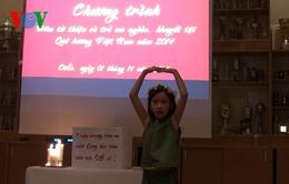 Đêm từ thiện của bà con người Việt tại Na Uy
