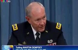 """""""Không loại trừ khả năng triển khai bộ binh chống IS"""""""