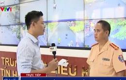 Hà Nội: Ra mắt Trung tâm điều khiển đèn giao thông thông minh