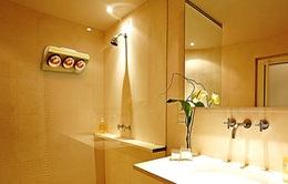 Chọn lựa và sử dụng đèn sưởi nhà tắm hiệu quả