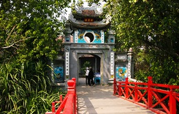 Khu di tích đền Ngọc Sơn - niềm tự hào của người Hà Nội