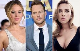 """Top 10 diễn viên kiếm tiền """"khủng"""" nhất năm 2014"""