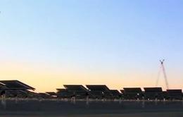 Sản xuất điện mặt trời tại Sahara