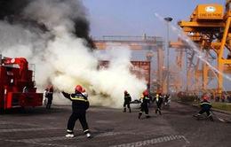 Vũng Tàu: Diễn tập phòng chống khủng bố trên biển