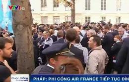 Hàng không Air France tê liệt vì đình công