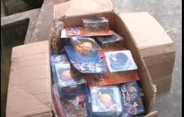 TT-Huế phát hiện hơn 2.000 đồ chơi Trung Quốc không chứng từ