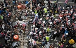 Hong Kong: Các tuyến phố chính được mở cửa trở lại