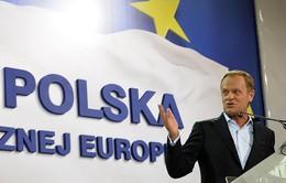 Tân Chủ tịch Hội đồng châu Âu nhậm chức