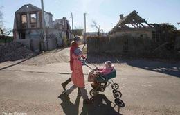 Người dân Donetsk đối mặt với nhiều khó khăn khi mùa đông tới