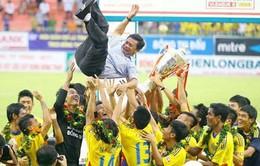 CLB Đồng Tháp tham dự V.League 2015 với tên mới