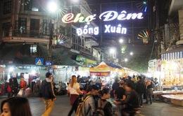 Hà Nội: Triển khai thu phí kinh doanh vỉa hè chợ đêm