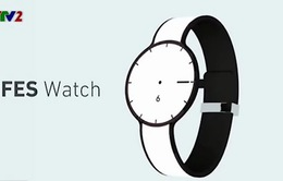 Chiêm ngưỡng chiếc đồng hồ bằng... giấy điện tử