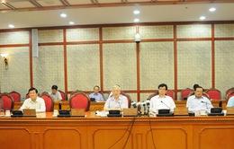 Chuẩn bị sơ kết 5 năm thực hiện Nghị quyết Trung ương 6 khóa X