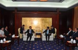 Phó Thủ tướng, Bộ trưởng Ngoại giao Phạm Bình Minh thăm Trung Quốc