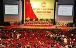 Hiệp thương cử 383 ủy viên Ủy ban Trung ương MTTQ Việt Nam khóa VIII