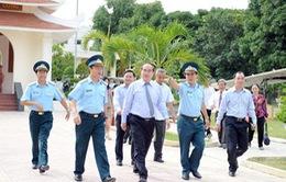 Trường Sĩ quan Không quân đáp ứng yêu cầu đào tạo ngày càng cao