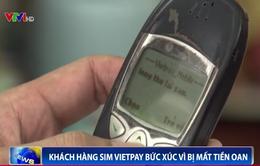 """Tài khoản bỗng """"đóng băng"""", khách hàng tố Vietpay lừa đảo"""