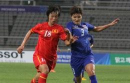 ASIAD 17: ĐT nữ Việt Nam hạ Thái Lan nhờ sức mạnh ý chí
