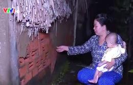 TP.HCM: Hàng trăm hộ dân có nguy cơ sập nhà do vướng dự án treo