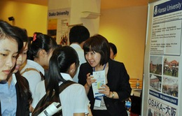 Hội thảo du học Nhật Bản tại Hà Nội