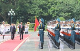 Tăng cường quan hệ chính trị mật thiết Việt Nam - Tanzania