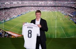 Toni Kroos: Rời Bayern để tới Real là đúng